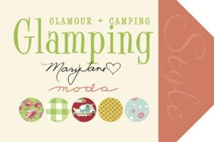 Glamping by Mary Jane for Moda Fabrics