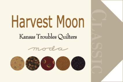 Harvest Moon by Kansas Troubles for Moda Fabrics