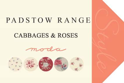 Padstow Range by Cabbages and Roses for Moda Fabrics