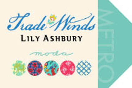 Tradewinds by Lily Ashbury for Moda Fabrics